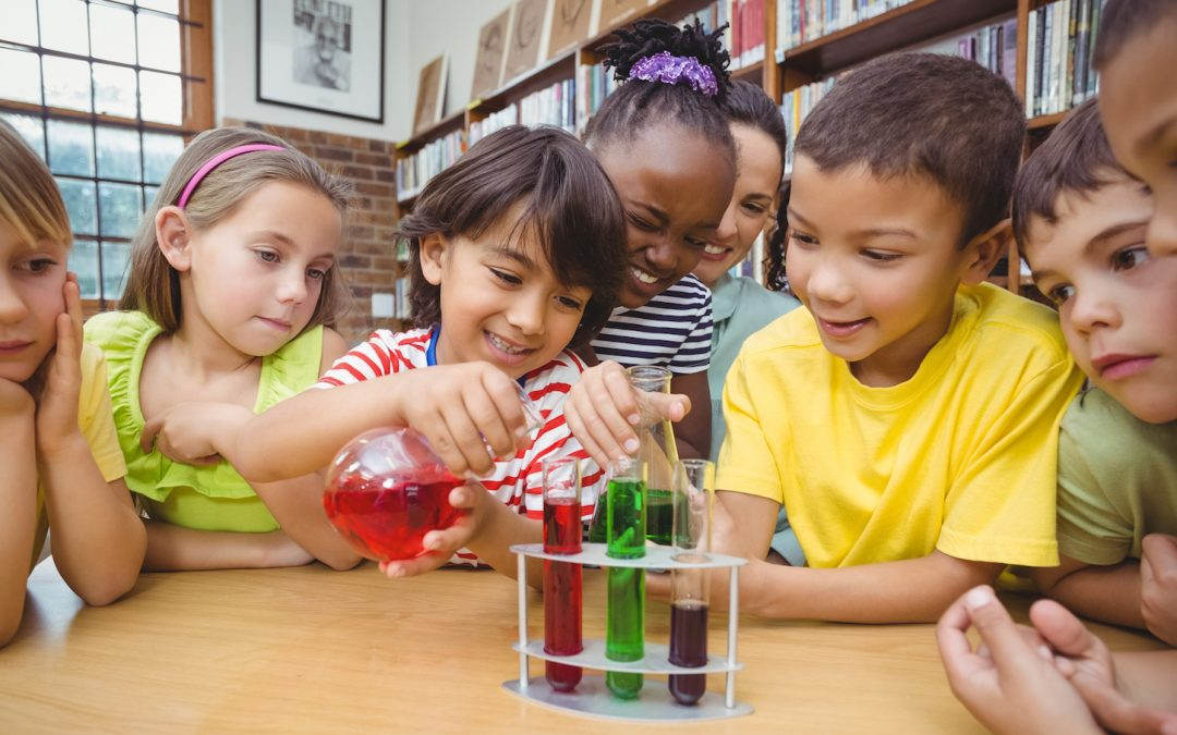 Using Project-Based Learning for STEM