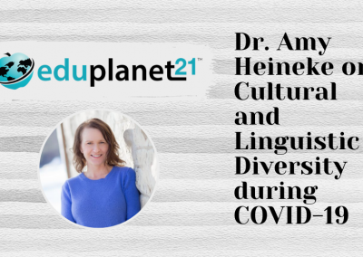 Dr. Amy Heineke on Cultural and Linguistic Diversity during COVID-19
