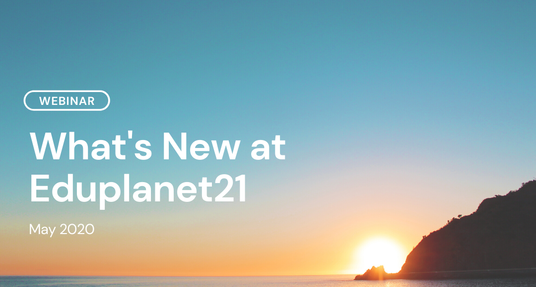 What's New at Eduplanet21: Preview of Version 5.0