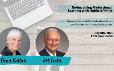 IDEA Webinar: Re-imagining Professional Learning with Habits of Mind