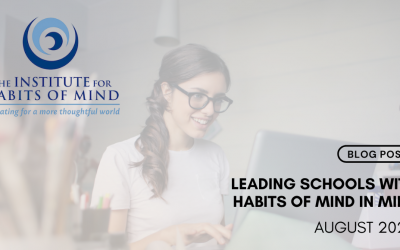 New Learning Path: Leading Schools with Habits of Mind in Mind