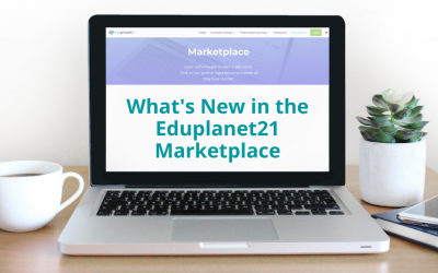 What's New in the Eduplanet21 Marketplace!