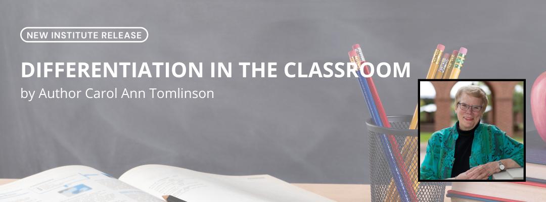New PLUS Institute: Differentiation in the Classroom