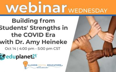 IDEA Webinar: Building from Students' Strengths in the COVID Era